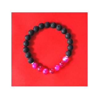 Lava Bead Fashion Bracelets FBA-407