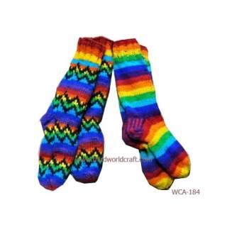 Woolen Socks WCA-184