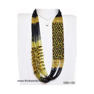 Bead Necklace GBN-182