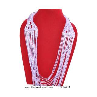 Bead Necklace GBN-211