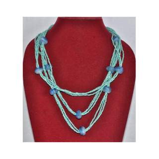 Bead Necklace GBN-084