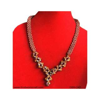 Bead Necklace GBN-242