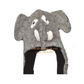 Woolen Cap WCA-009