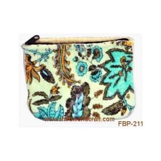 Felt  purse FBP-211
