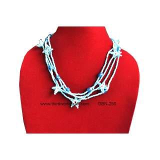 Bead Necklace Bracelets set GBN-250