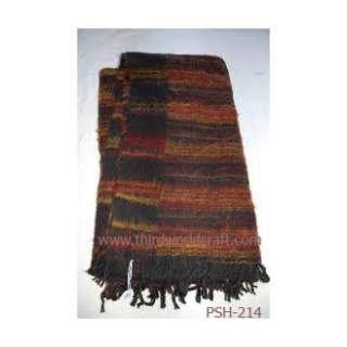 Yak wool shawl psh-214