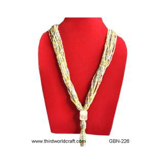 Beaded Necklace GBN-226