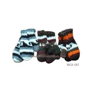 Woolen Mittlen WCA-187