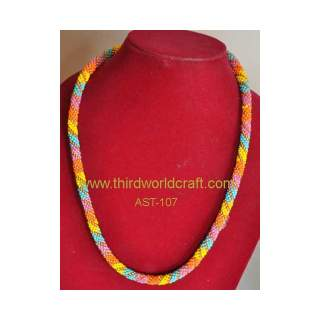 Bead Necklace GBN-107