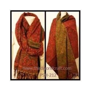 Yak Wool Shawl PSH-212