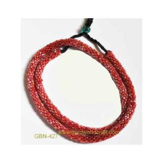 Bead Necklace GBN-427