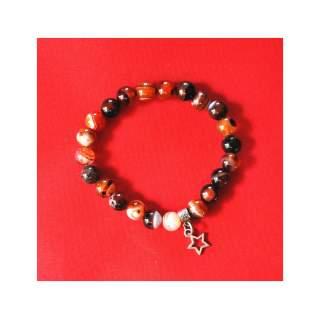 Agate Charm Bracelets FBA-411