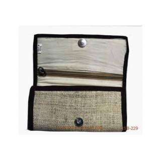 Hemp Passport Bag CSB-229