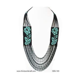 Bead Necklace GBN-183