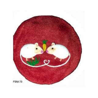 Felt  wool cushion  FBM-70