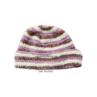 Woolen Cap WCA-025