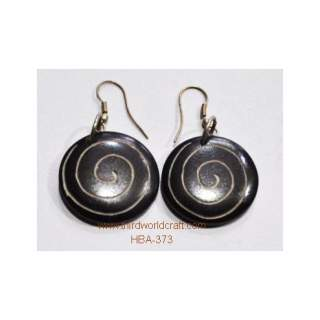 Bone Earring HBA-373