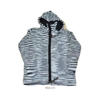 Knitted Jacket Hoody WCA-171