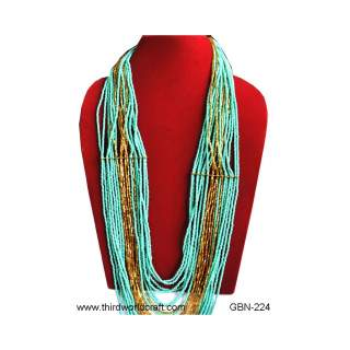 Bead Necklace GBN-224