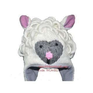 Woolen Cap WCA-002