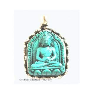 Budha Pendant Locket GSP-010