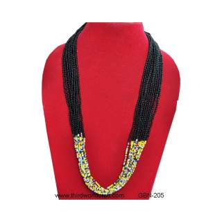 Bead Necklace GBN-205