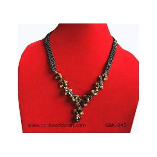 Bead Necklace GBN-245