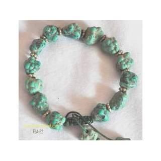 Metal Bead Bracelets FBA-62