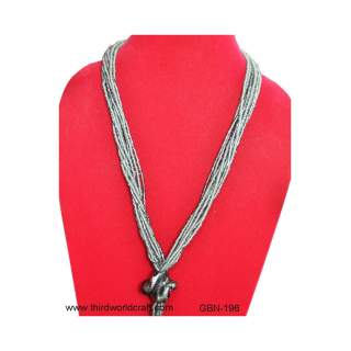 Bead Necklace GBN-196