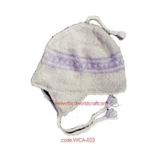 Woolen Cap WCA-023
