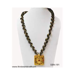 Necklace with Pendant GBN-181