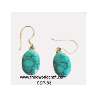 Turquoise Earing SSP-83