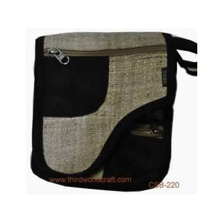 Hemp Passport Bag CSB-220