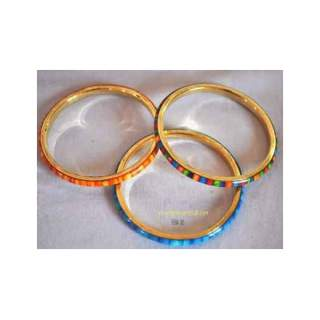 Metal Bead Bracelets FBA-10