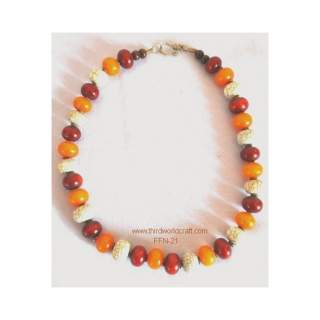 Bead Necklace FFN-21