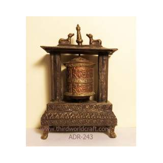 Prayer wheel Mane  ADR-243