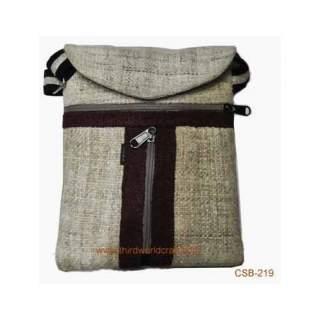 Hemp Passport Bag CSB-219